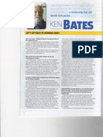 Ken Bates Programme Notes Leeds United vs Watford 10.11.12 P1
