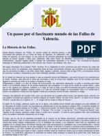 Las Fallas en Valencia