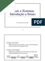 Sandramuller-capitulo1 Sinais e Sistemas