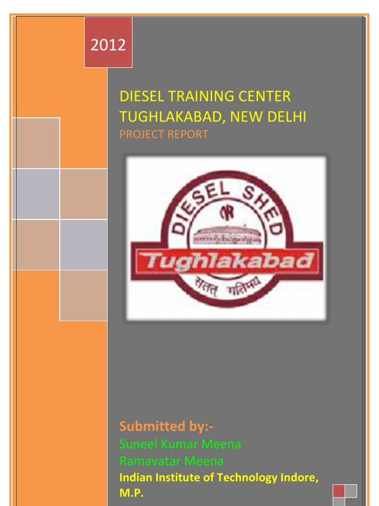 Air Breaking System Report Diesel Training Centre Tughlakabad New Piping Layout Course In Delhi Turbocharger Brake