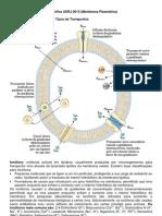 1ª Apostila de Biologia Específica UERJ 2013 (Membrana Plasmática)