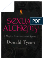 Donald Tyson Sexual Alchemy