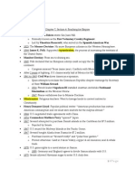 Chapter 7, Section 4 Textbook Notes