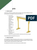 Grúa Portico