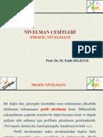 1034 Profil Nivelmani