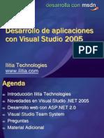 Desarrollo de Aplicaciones Con Visual Studio 2005