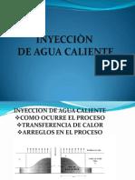 Inyeccion de Agua Caliente