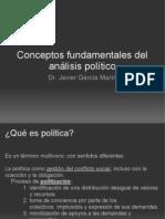 Conceptos Fundamentales Del Analisis Politico
