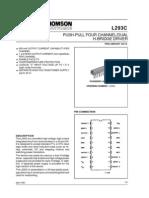 datasheet l293c