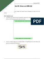 Crear un CMS con PHP II 25 Curso PHP Tutoriales Academia Usero Estepona