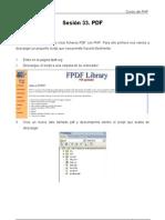 Generar ficheros PDF con PHP 33 Curso PHP Tutoriales Academia Usero Estepona