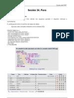 Crear un foro con PHP 34 Curso PHP Tutoriales Academia Usero Estepona