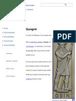 Gungnir - Wikipédia