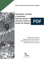 Escorpioes Aranhas e Serpentes