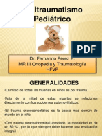 Clase de Trauma Pediatrico