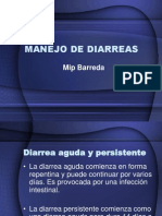 Manejo de Diarreas