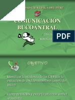 COMUNICACIÓN BUCOANTRAL