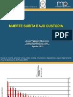 Muerte Bajo Custodia