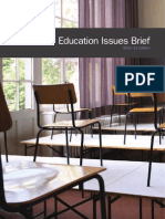 Education Issues Brief 2010-2011