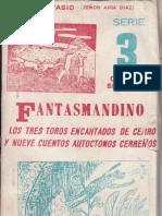 Fantasmandino 3 - Geremias y Zenon Aira Diaz