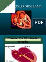 Bases de electrocardiograma