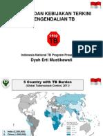 Situasi Dan Kebijakan Pengendalian TB Terkini