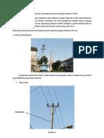 Hasil Inspeksi Dan Pengecekan Material Jaringan Distribusi SUTM