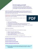 SAP GUI Scripting and GuiXT