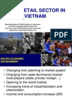 389 Food Retail Sector in Vietnam