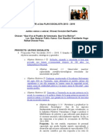 100 1era Propuesta Del Grupo Leonardo Infante