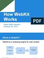 How WebKit Works