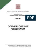 Apostila - Conversores de Frequência - (Senai-MG)