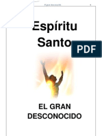 Espiritu Santo El Gran Desconocido Digital