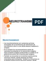 MONOGRAFIA NEUROTRANSMISORES