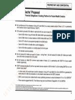 Goldman Sachs Loan-Proposal