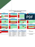kalender pendidikan 2012-2013
