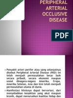 Peripheral Arterial Occlusive Disease Powerpoint