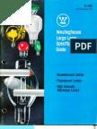 Westinghouse 1975 Large Lamp Catalog