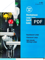 Westinghouse 1975 Large Lamp Catalog