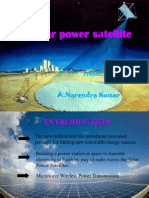 Solar Power Satellite Ppt