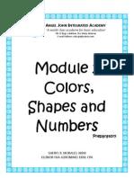 Pre-IntegratedMath Module