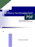 Decoupling Point