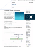 Programación Java_ Java printf para dar formato a los datos de salida
