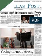 The Dallas Post 11-11-2012