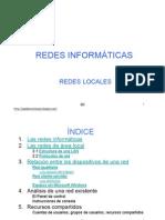 REDES LOCALES 4º ESO