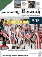 The Pittston Dispatch 11-11-2012