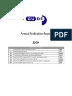 GUIDEAnnualPublicationReport2009.pdf