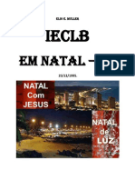 A IECLB em NATAL - RN, 25/12/1995