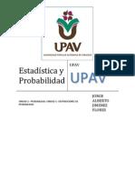 Probabilidad Unidad 2 y 3