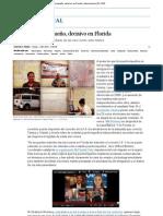 El voto puertorriqueno, decisivo en Florida